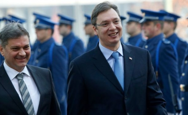 Bosnia, Serbia hold first joint ministerial meeting