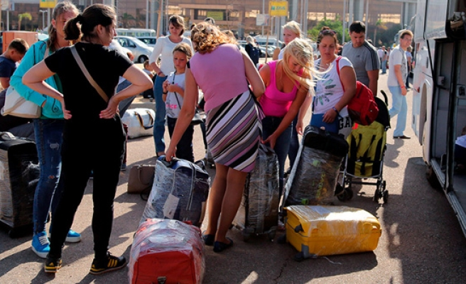 'No evacuation' for 80,000 Russian tourists in Egypt