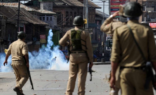 Police kill 2 in India-occupied Kashmir