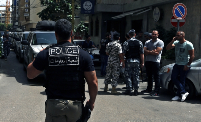 Attack kills 2 soldiers in northern Lebanon