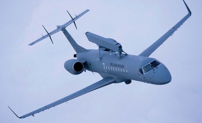 UAE buys Swedish surveillance jets in $1.27bn deal