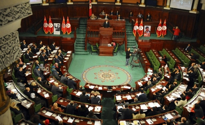 Tunisian party withdraws from gov't
