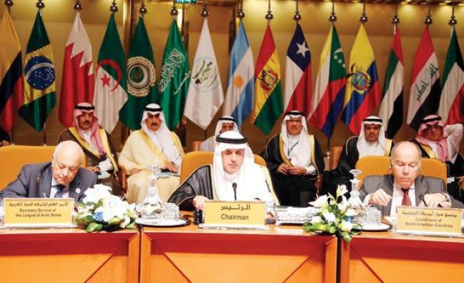 Arab League to hold summit in Riyadh on April 15