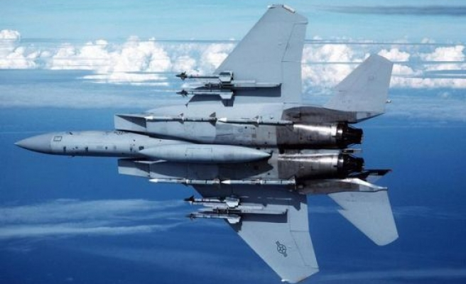 US sending F-15E fighters to Turkey