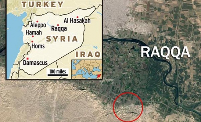 ISIL withdraws from 2 towns in Syria's Raqqah
