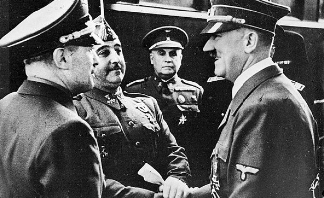 Germany pays Spanish volunteers who fought with Nazis