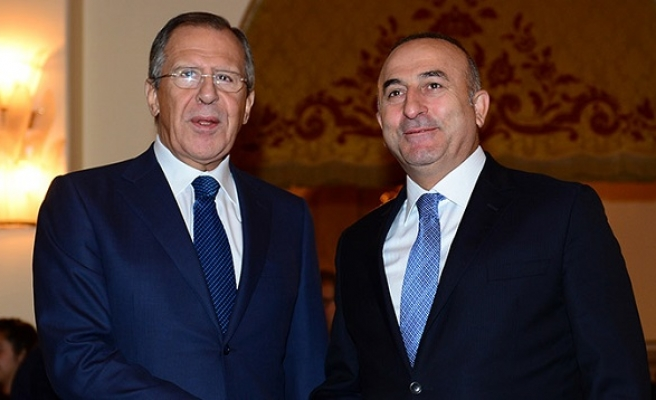 Turkish, Russian top diplomats to meet in Moscow