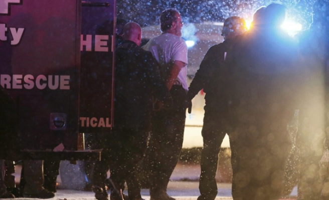 Shooting at US clinic leaves 3 people dead