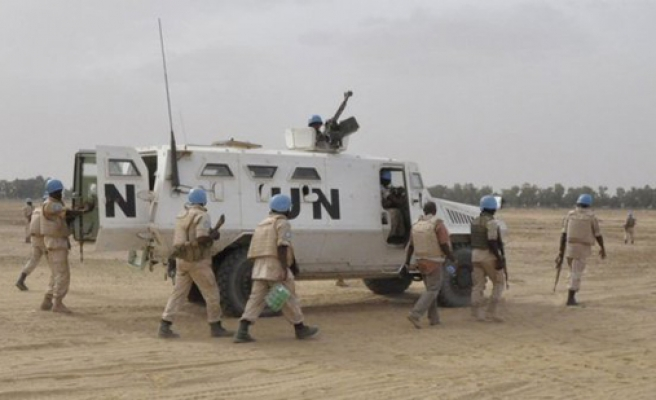 Two killed as UN base in Mali attacked
