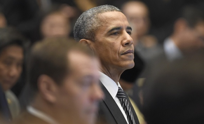 Obama urged to stop Russia's Mideast, Europe moves