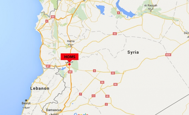 Dozens wounded in car bomb in Syria's Homs