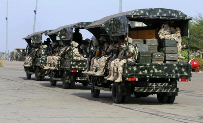 Army denies troop withdrawal from southeast Nigeria