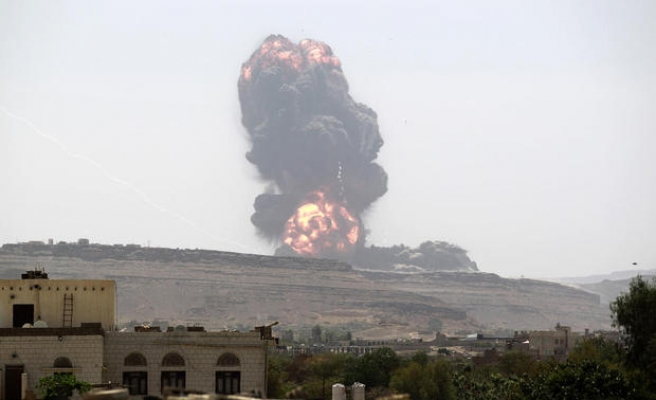 UN rejects Saudi request to move aid workers in Yemen
