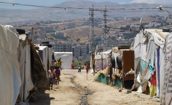 Lebanon to relocate 350 Syrian refugee families