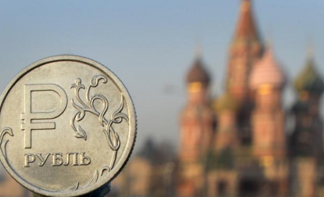 Russian ruble hits all-time low