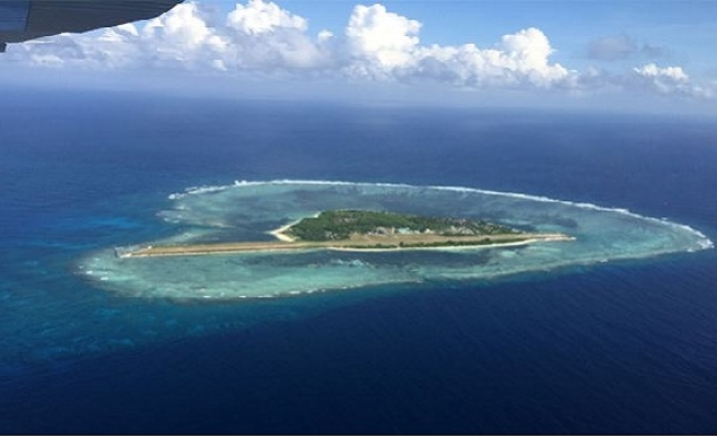 China to US: 'Be careful' in South China Sea