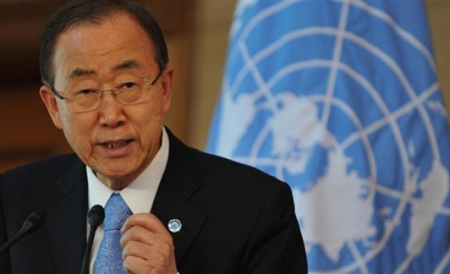UN chief urges implementation of Syria truce