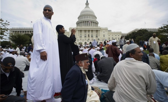 US Muslims share all Americans' tough election choice