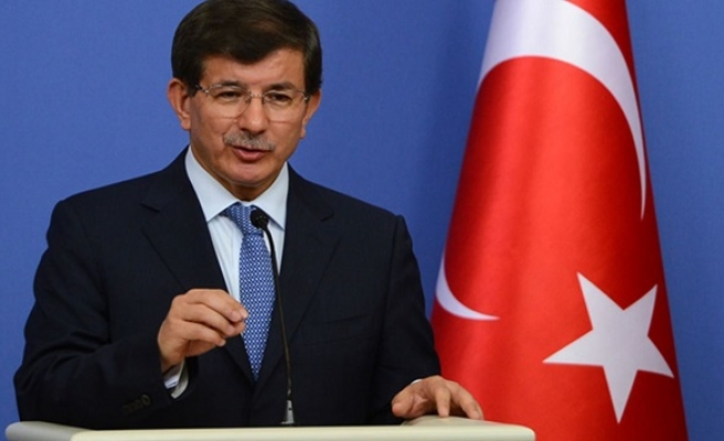 Turkey PM says no 'bargaining' over refugees in EU deal