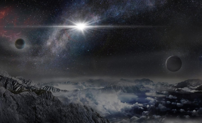 Exploding star shines brighter than any supernova seen