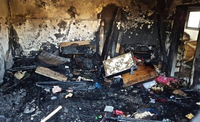 Fire hits home of witness to arson that killed Palestinian family