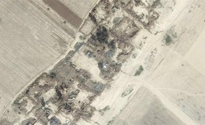 Kurds destroyed 'thousands' of Arab homes in Iraq