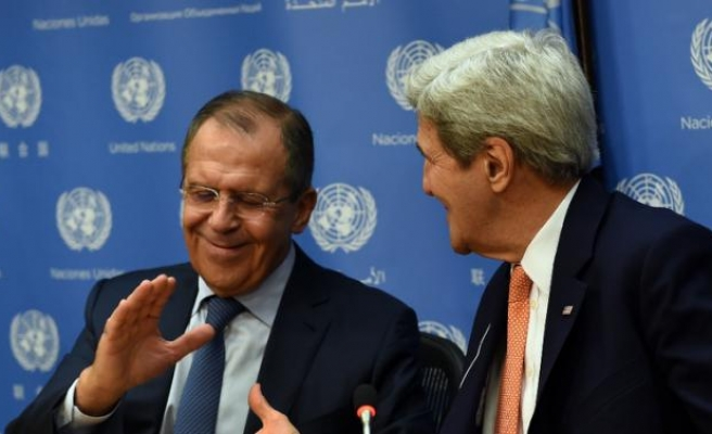 Kerry, Lavrov agree to meet over Syria talks