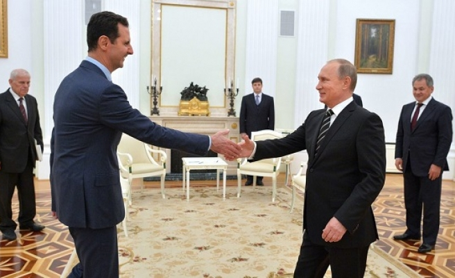 Russia creating 'new Hitler' in Syria, opposition warns