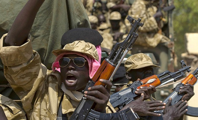 S.Sudan rebels reject 28 new states