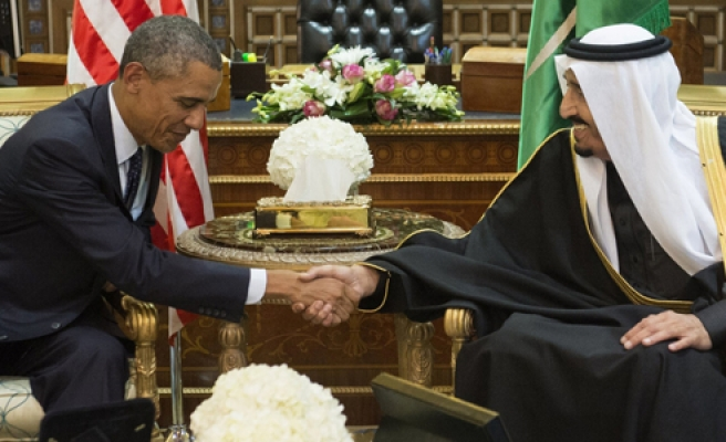 US relies on Saudi money to support Syrian rebels