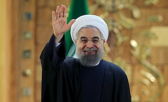Rouhani pitches Iran as safest country in Mideast