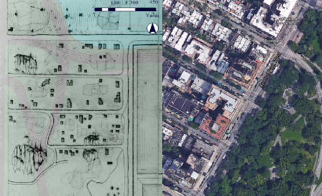 NY stole African Americans' land to make Central Park