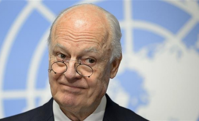 UN suspends Syria peace talks in Geneva