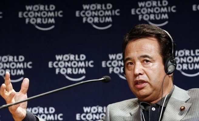 Japan's economy minister quits over graft claims