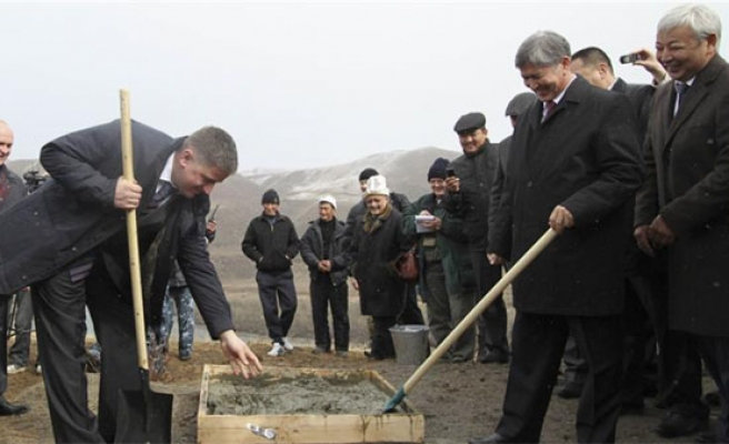 Kyrgyzstan cancels hydropower deal with Russia