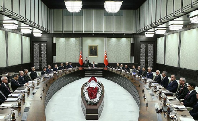 Turkey: Assad, ISIL, PYD have 'no role' in Syria