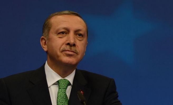 Erdogan says Turkey spent $9bn on refugees