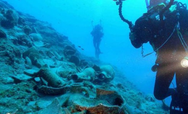 4,000 yr old Minoan shipwreck found in Turkish waters