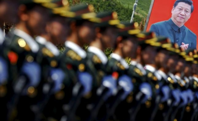 Chinese president consolidates military control