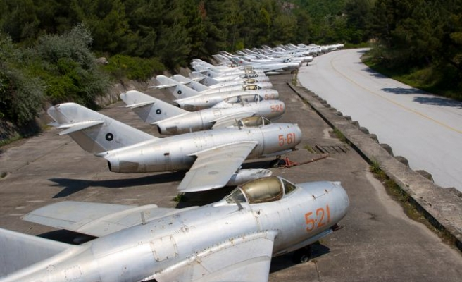Albania to auction off 40 Communist-era aircraft