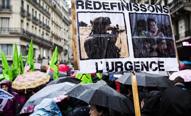 Rights groups want France to drop emergency laws