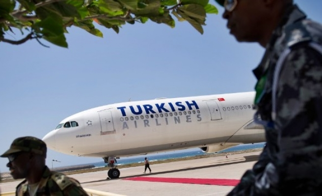 Somalia plane bomber intended to board Turkish flight