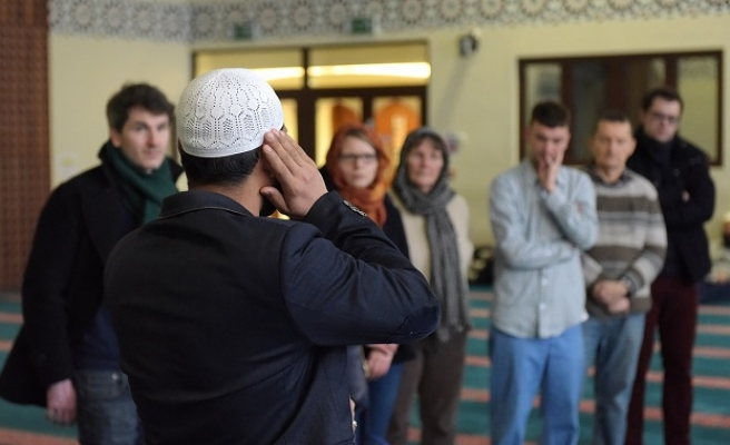 'Visit My Mosque Day' held in UK