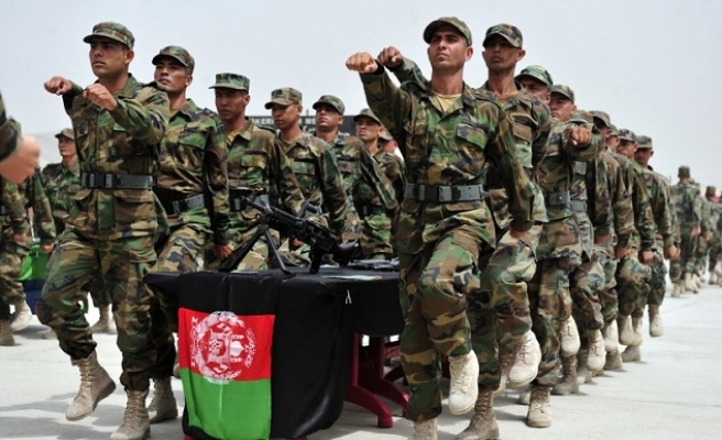 Afghan cadets set out to Russia for military training