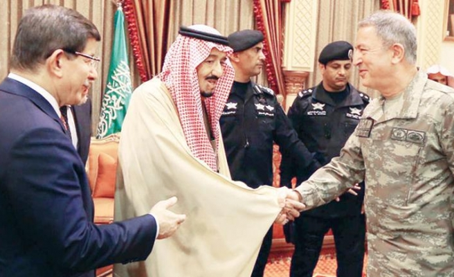 Saudi Arabia, Turkey to conduct joint military exercise