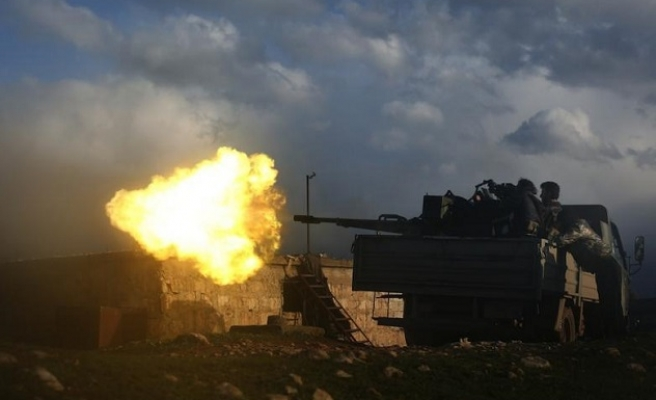 Syrian regime army takes part of eastern Aleppo