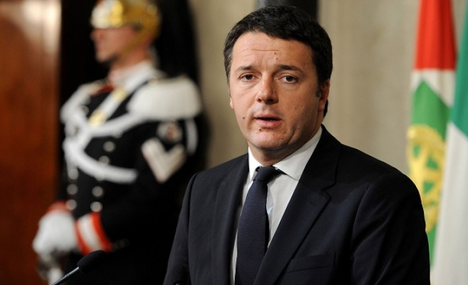 Italy's Renzi re-elected head of ruling Democratic Party