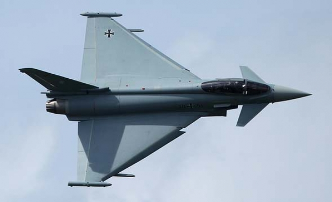 Kuwait to sign $9bn Eurofighter jet deal with Italy