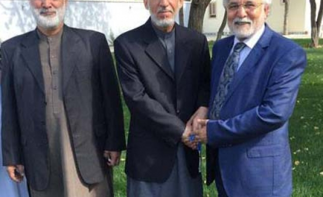 Former Afghan governor kidnapped in Islamabad