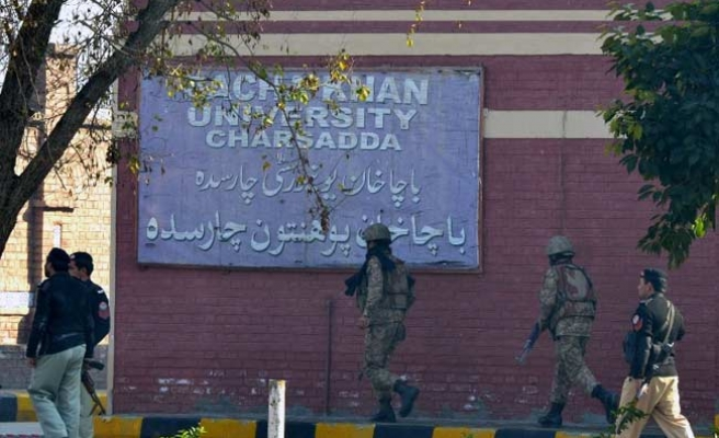 Pakistan university re-opens one month after deadly attack
